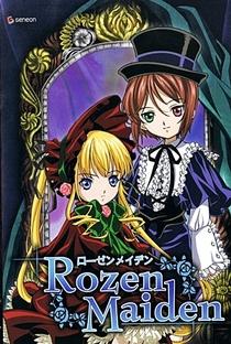 Rozen Maiden (1ª Temporada) - Poster / Capa / Cartaz - Oficial 16