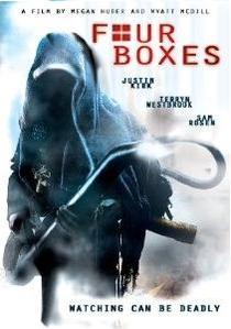 Four Boxes - Poster / Capa / Cartaz - Oficial 1