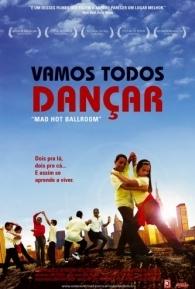 Vamos Todos Dançar - Poster / Capa / Cartaz - Oficial 1