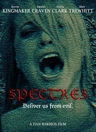 Spectres - Poster / Capa / Cartaz - Oficial 2