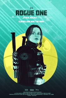 Rogue One: Uma História Star Wars - Poster / Capa / Cartaz - Oficial 57