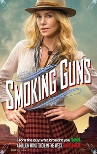 Um Milhão de Maneiras de Pegar na Pistola - Poster / Capa / Cartaz - Oficial 5