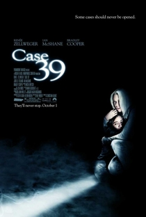 Caso 39 - Poster / Capa / Cartaz - Oficial 3