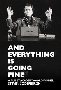 Spalding Gray - Tudo Vai Bem - Poster / Capa / Cartaz - Oficial 2