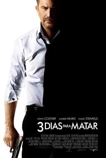 3 Dias Para Matar - Poster / Capa / Cartaz - Oficial 3