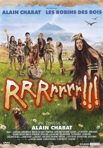 RRRrrrr!!! - Na Idade da Pedra - Poster / Capa / Cartaz - Oficial 3