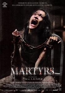 Mártires - Poster / Capa / Cartaz - Oficial 7