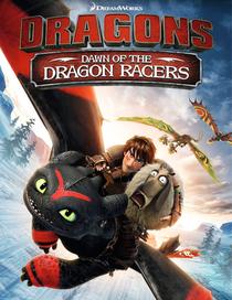 A Origem das Corridas de Dragão - Poster / Capa / Cartaz - Oficial 1