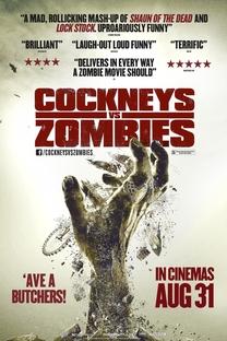 Cockneys vs. Zombies - Poster / Capa / Cartaz - Oficial 1