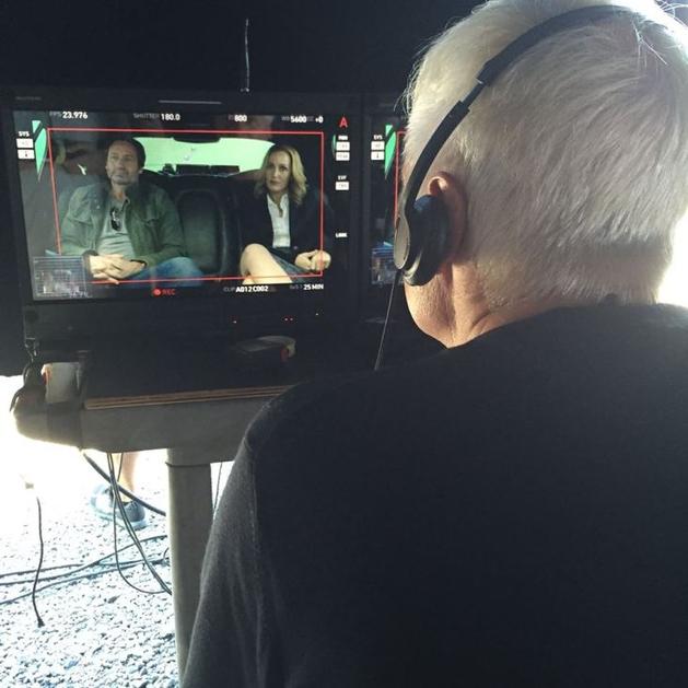 Arquivo X: Divulgada primeira imagem de Mulder e Scully no retorno da série