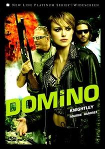 Domino - A Caçadora de Recompensas - Poster / Capa / Cartaz - Oficial 3