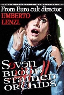 Sete Orquídeas Manchadas de Sangue - Poster / Capa / Cartaz - Oficial 2