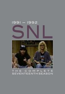 Saturday Night Live (17ª Temporada) - Poster / Capa / Cartaz - Oficial 1