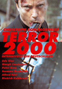 Terror 2000 - Poster / Capa / Cartaz - Oficial 1
