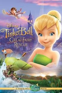 Tinker Bell e o Resgate da Fada - Poster / Capa / Cartaz - Oficial 5