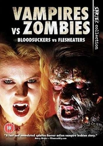 Vampires vs. Zombies - Poster / Capa / Cartaz - Oficial 1