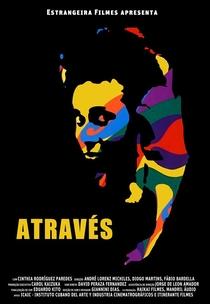Através - Poster / Capa / Cartaz - Oficial 1