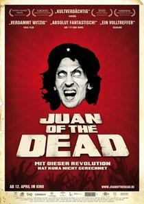 Juan dos Mortos - Poster / Capa / Cartaz - Oficial 7