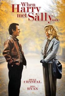 Harry & Sally - Feitos um Para o Outro - Poster / Capa / Cartaz - Oficial 10