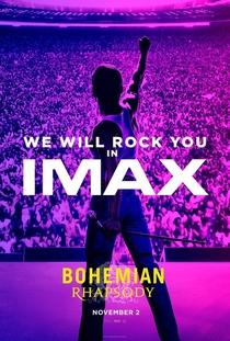 Bohemian Rhapsody - Poster / Capa / Cartaz - Oficial 4