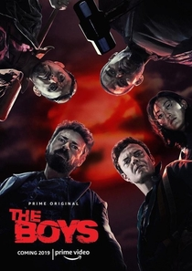 The Boys (1ª Temporada) - Poster / Capa / Cartaz - Oficial 1