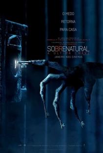 Sobrenatural: A Última Chave - Poster / Capa / Cartaz - Oficial 3