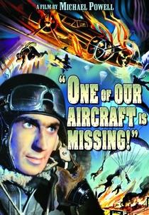 E... um Avião não Regressou - Poster / Capa / Cartaz - Oficial 3