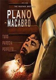 Plano Macabro - Poster / Capa / Cartaz - Oficial 1