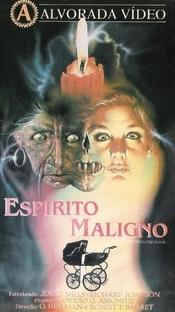 Espírito Maligno - Poster / Capa / Cartaz - Oficial 4