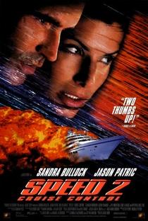 Velocidade Máxima 2 - Poster / Capa / Cartaz - Oficial 1