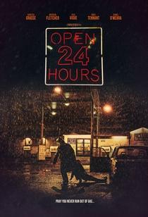 Open 24 Hours - Poster / Capa / Cartaz - Oficial 2