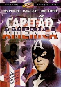 Capitão América - Poster / Capa / Cartaz - Oficial 7