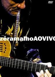 Zé Ramalho - Ao Vivo - Poster / Capa / Cartaz - Oficial 1