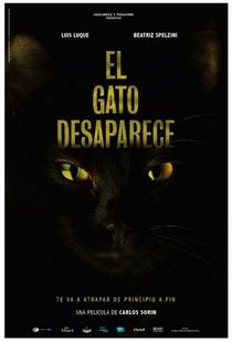 O Desaparecimento do Gato - Poster / Capa / Cartaz - Oficial 1