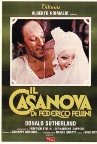 Casanova de Fellini - Poster / Capa / Cartaz - Oficial 2