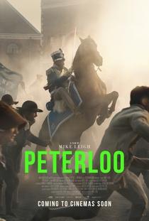 Peterloo - Poster / Capa / Cartaz - Oficial 2