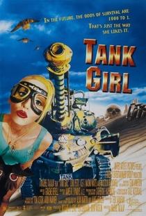 Tank Girl - Detonando o Futuro - Poster / Capa / Cartaz - Oficial 6