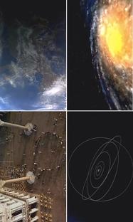 O tamanho do Universo - Poster / Capa / Cartaz - Oficial 1