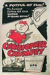 Christopher Crumpet - Poster / Capa / Cartaz - Oficial 1