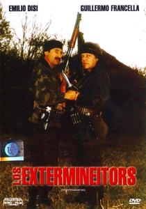 Los Extermineitors - Poster / Capa / Cartaz - Oficial 1