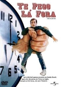 Te Pego Lá Fora - Poster / Capa / Cartaz - Oficial 4