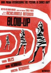 Blow-Up - Depois Daquele Beijo - Poster / Capa / Cartaz - Oficial 2