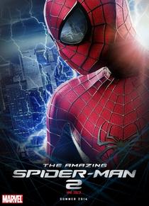 O Espetacular Homem-Aranha 2: A Ameaça de Electro - Poster / Capa / Cartaz - Oficial 5