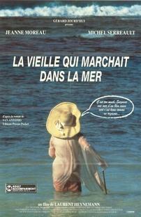 La Vieille Qui Marchait Dans la Mer - Poster / Capa / Cartaz - Oficial 1