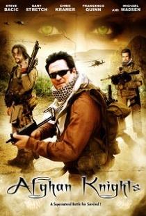 Guerreiros Afegãos - Poster / Capa / Cartaz - Oficial 1