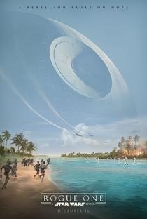 Rogue One: Uma História Star Wars - Poster / Capa / Cartaz - Oficial 2