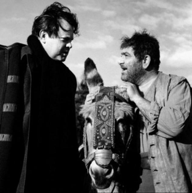 Welles e Quixote