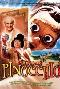 As Aventuras de Pinocchio 2 - Poster / Capa / Cartaz - Oficial 1