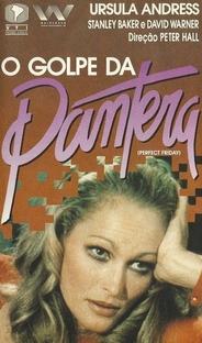 O Golpe da Pantera - Poster / Capa / Cartaz - Oficial 1