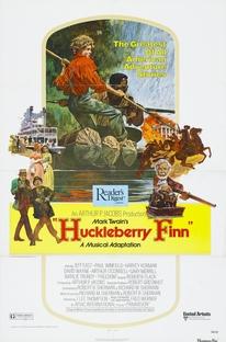 As aventuras de Huckleberry Finn - Poster / Capa / Cartaz - Oficial 1